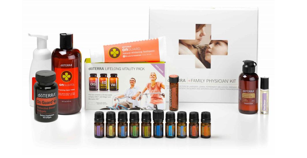 Family Wellness Kit