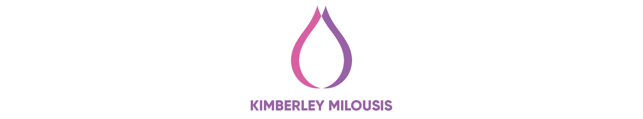 Kimberley Milousis Empowered Living Logo Essential Oil