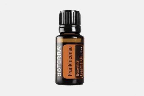 doTERRA frankincense oil