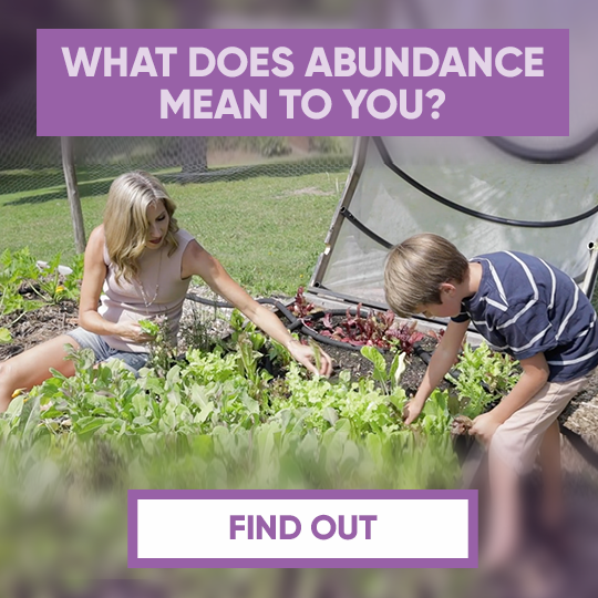 Kimberley Milousis Life More Abundantly Course to cultivate a Life Of Abundance